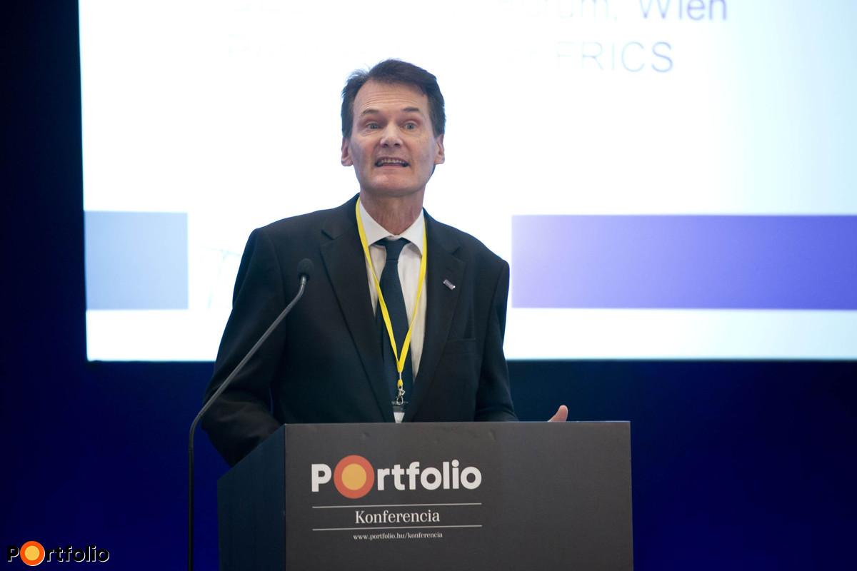Opening speech: Peter Höflechner MRICS (Chairman, RICS Austria).