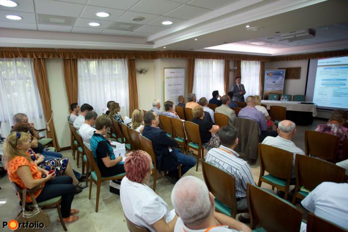 Portfolio és az agrárszektor.hu 2015 őszén első alkalommal szervezi meg vidéki agrár-rendezvénysorozatát, a Portfolio Agrárgazdasági Szakmai Napokat (Fotó: Hurta Hajnalka)