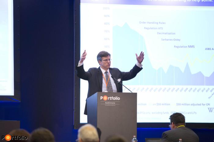 IPO market and Economic Growth: David Weild (Founder, Chairman, Weild&Co, USA; Nasdaq Deputy CEO).