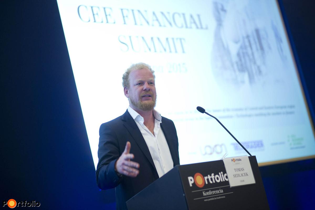 Tomas Sedlacek (Economist, CSOB): Economics of future, future European economy.
