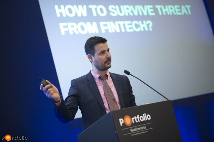 Gábor Lemák (Think Tank, FinTech Group): Disruptive technologies and startups – Is this a danger or an opportunity for banks?