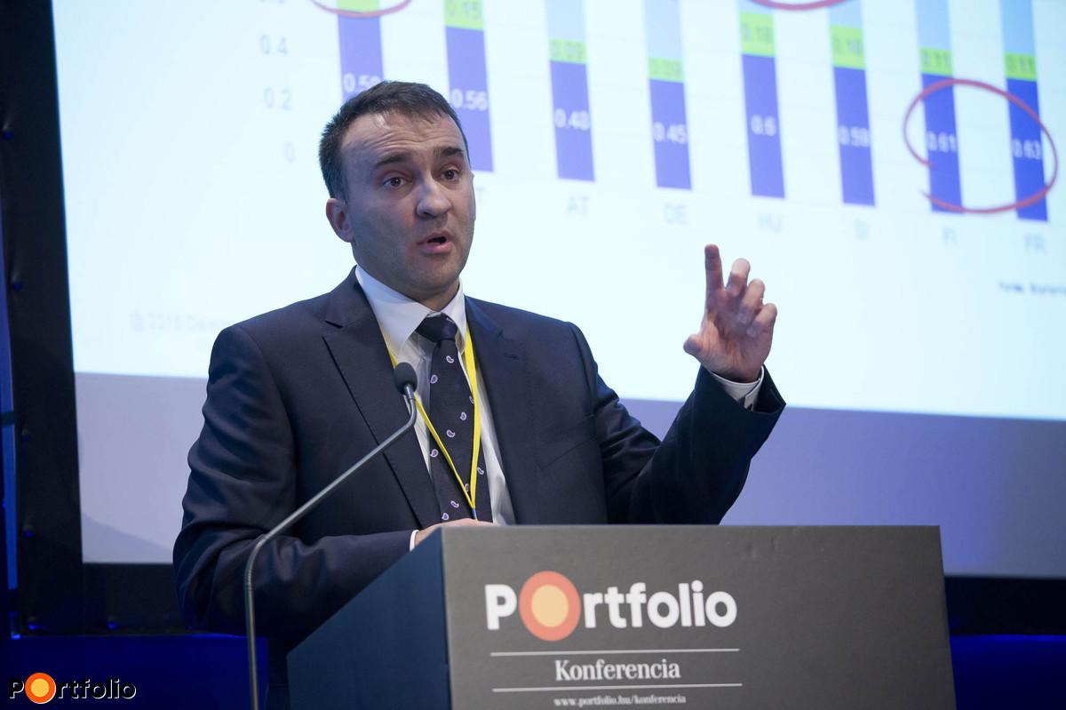 Demeter Ákos (partner, Deloitte): Hogyan hatnak a demográfiai változások a pénzügyekre és a gazdaságra?
