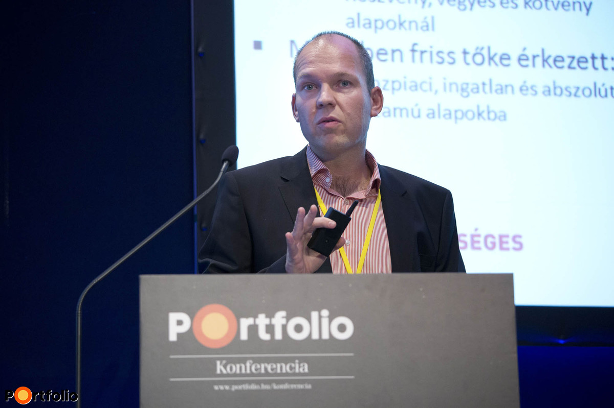 Konkoly Miklós (vezérigazgató, Budapest Alapkezelő): Hogyan teljesítenek a befektetési alapok alacsony hozamkörnyezetben?