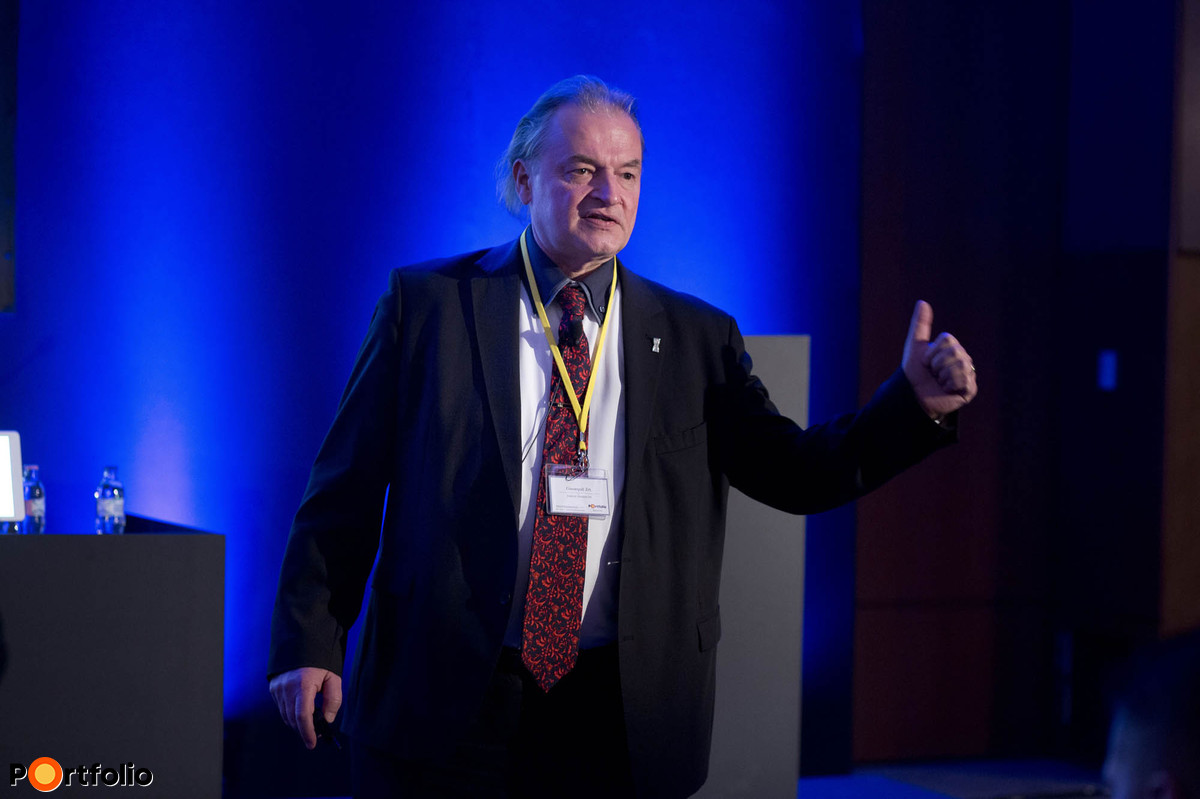 Dr. Farkas András (c. értékesítési vezérigazgató, CONSEQUIT Pénzügyi Tanácsadó és Biztosításközv. Zrt.): Állami nyugdíjrendszer, korhatár-emelés – Miből lesz nyugdíjunk?
