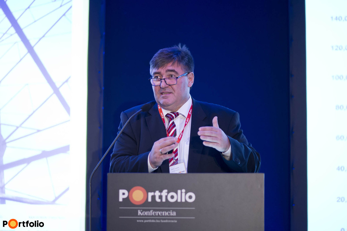 Sándor Fasimon (COO, MOL Group, Hungary): MOL, the sustainable energy company