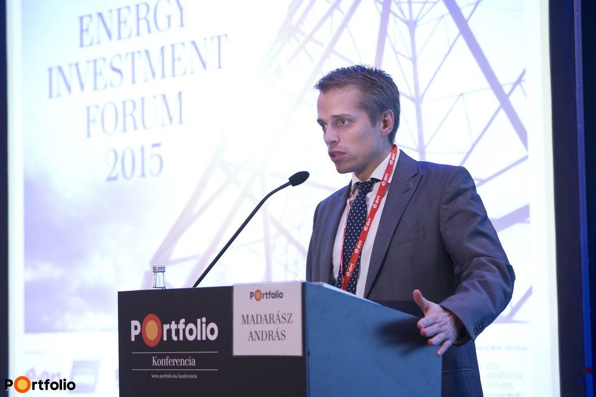 András Madarász (Sales director, GoodWill Consulting Kft.): How strong is the focus on energy in the four new EUs Operational Programmes?