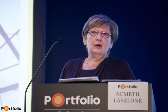 Lászlóné Németh (Undersecretary, Prime Minister\'s Office): Development of the national utility services