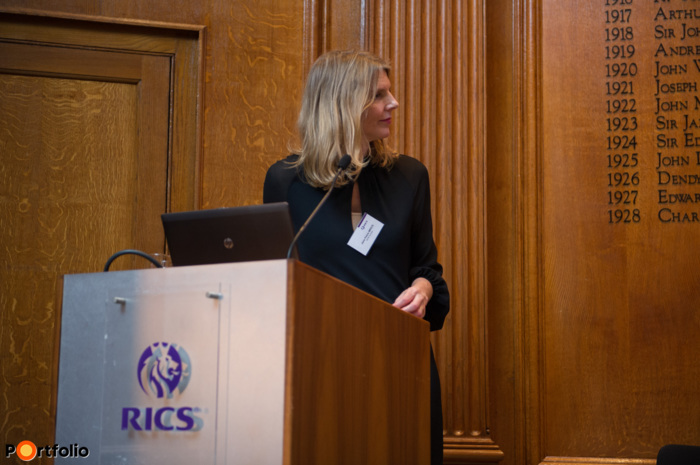 Jane Petrie MRICS (Director of Asset Management, AEW Europe).