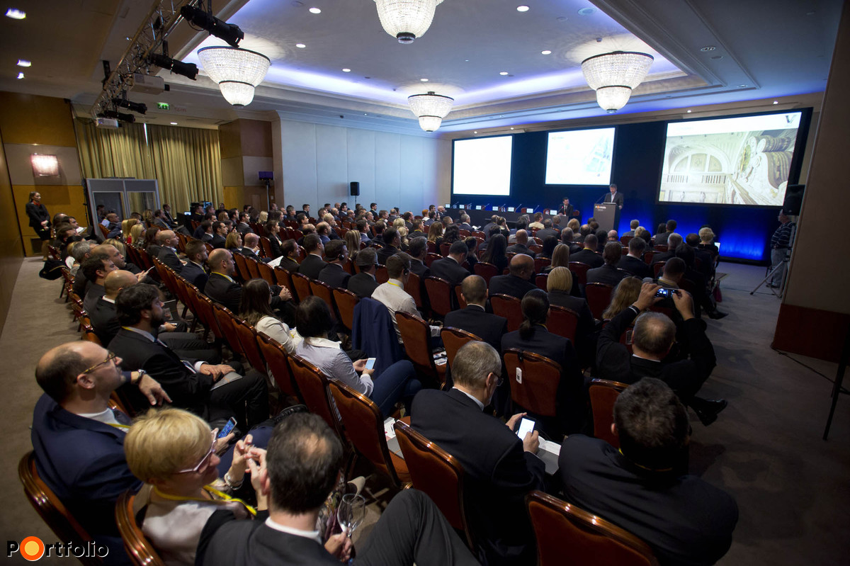 The annual full-day Portfolio Property Investment Forum 2015 covers the most important issues of the Hungarian and CEE property markets. The event has become the largest real estate conference from Vienna to Moscow in the past four years. See you next year!