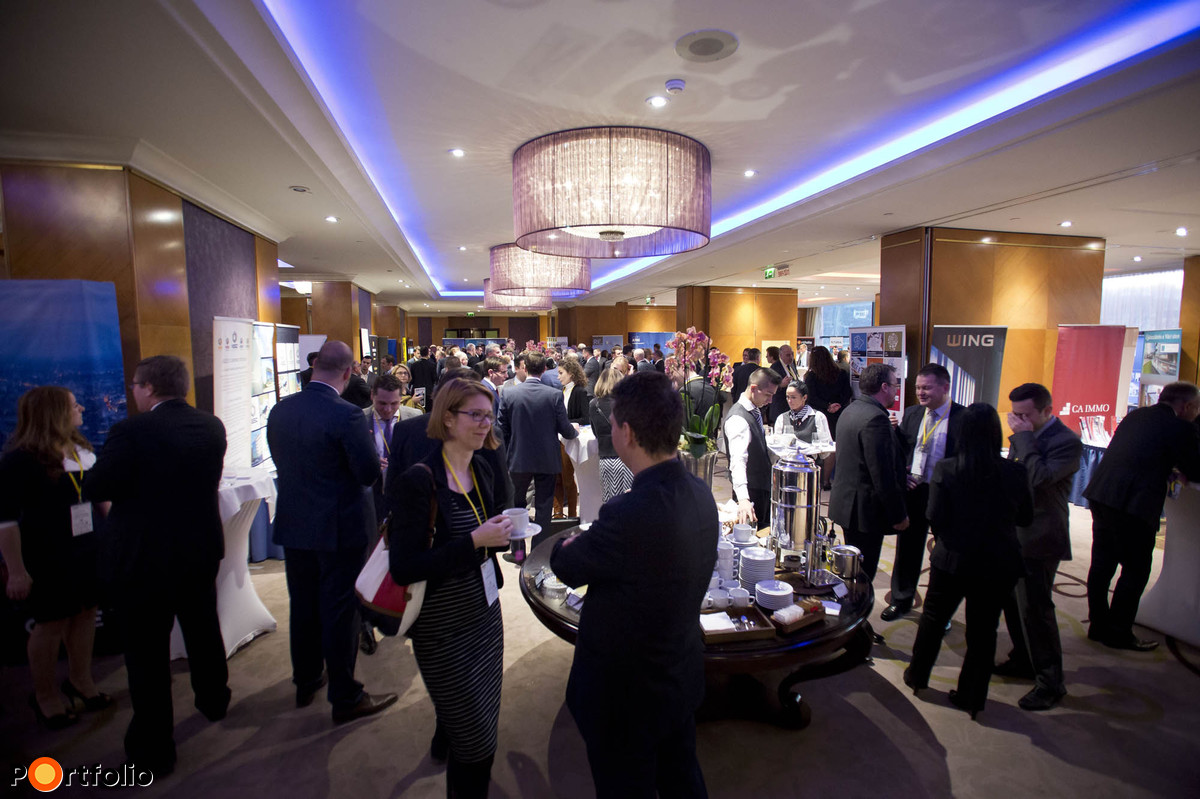 Portfolio Property Investment Forum 2015 - Networking