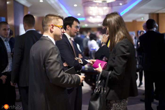 Portfolio Property Investment Forum 2015 Networking Reception sponsored by TriGranit