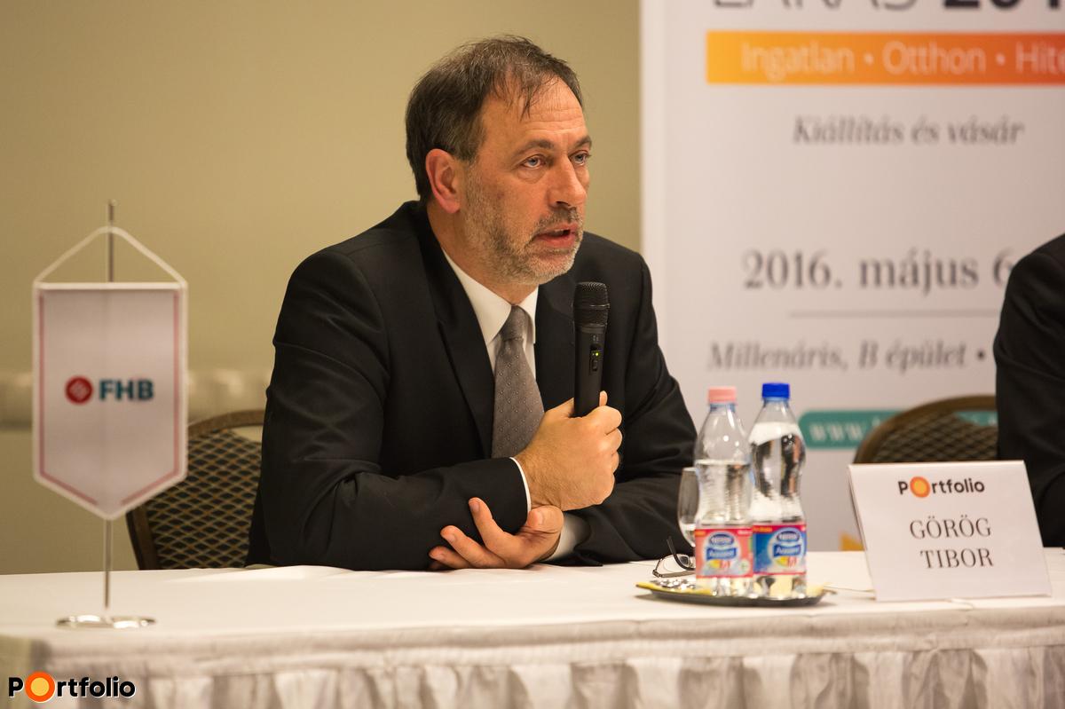 Görög Tibor, elnök - ügyvezető igazgató, Pillér Takarékszövetkezet