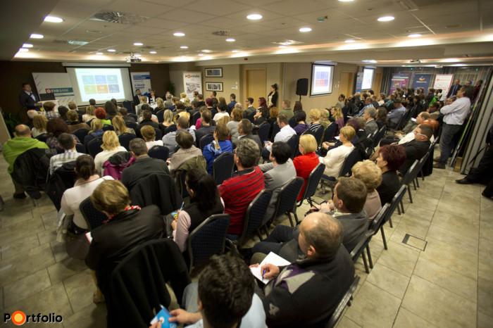 Több mint 160 érdeklődő a miskolci rendezvényen