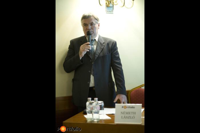 Németh László, elnök, Fejér Megyei Építész Kamara