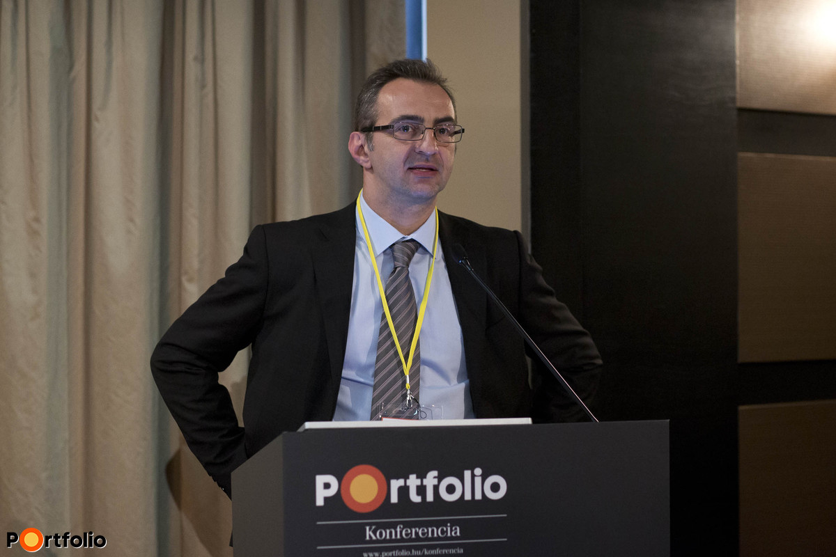 Corrado Gaudenzi (Head of Quantitative Research and Fund Manager, Equity Flexible Funds, Eurizon Capital): Achieving equity-like returns with lower volatility