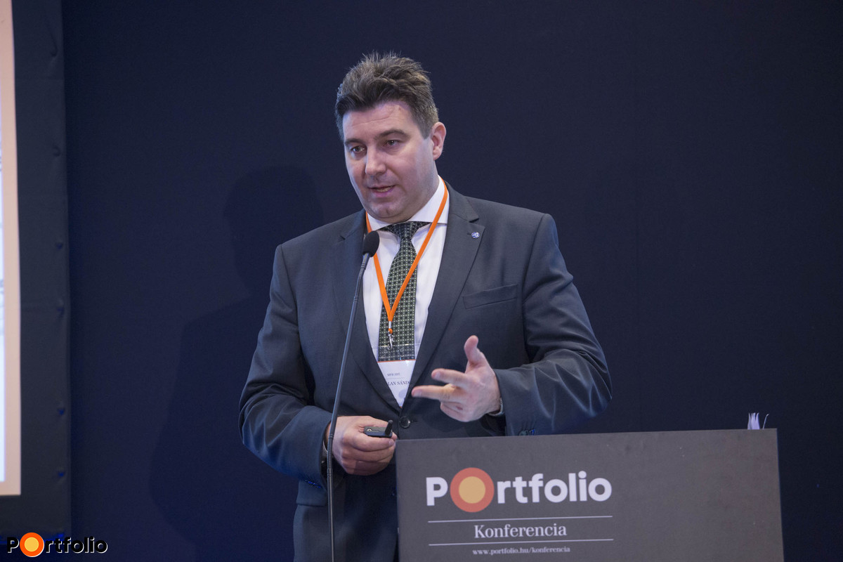 Sándor Bertalan (Deputy-CEO, MFB): Focus on SMEs - MFB Points