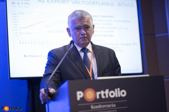 Zoltán Urbán (CEO, Eximbank): Situation of export funding