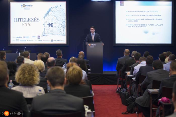 Dr. Ádám Balog (Chairman-CEO, MKB Bank): Alternative financing opportunities