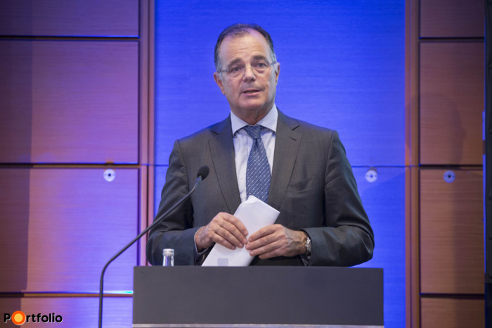 Private equity as a source of growth in the EBRD region: András Simor (CFO, Vice President, EBRD London)