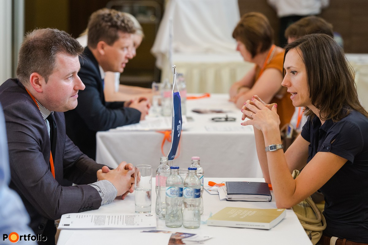 Személyes szakértői tanácsadás Pécsen (Fotó: Todoroff Lázár)