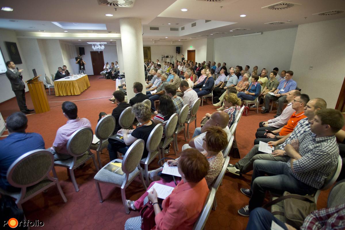 Elstartoltak a nulla százalékos EU-hitelek! Országos rendezvénysorozat az MFB Pontokról - Debrecen (Fotó: Todoroff Lázár)
