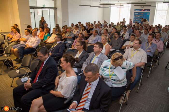 Elstartoltak a nulla százalékos EU-hitelek! Országos rendezvénysorozat az MFB Pontokról - Győr (Fotó: Todoroff Lázár)