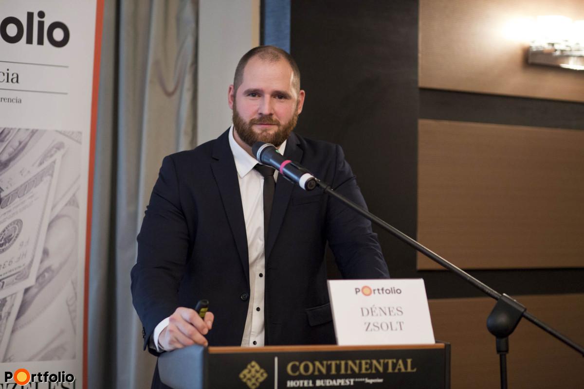 Dénes Zsolt (Senior Key Account, EOS Magyarország): EOS 2016 European Payment Practices tanulmány