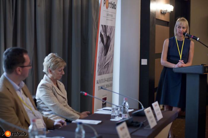 Vállalati kintlévőség kezelés - módszerek, gyakorlat és eredmények: Somodi Bernadett (értékesítési vezető, EOS Magyarország)