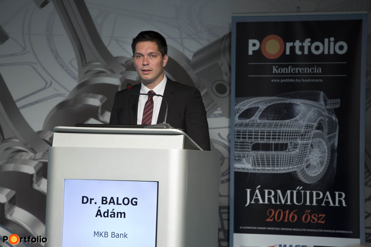 Dr. Ádám Balog (Chairman-CEO, MKB Bank Zrt.): Why follow when you can lead? - A breakthrough opportunity for Hungarian SMEs