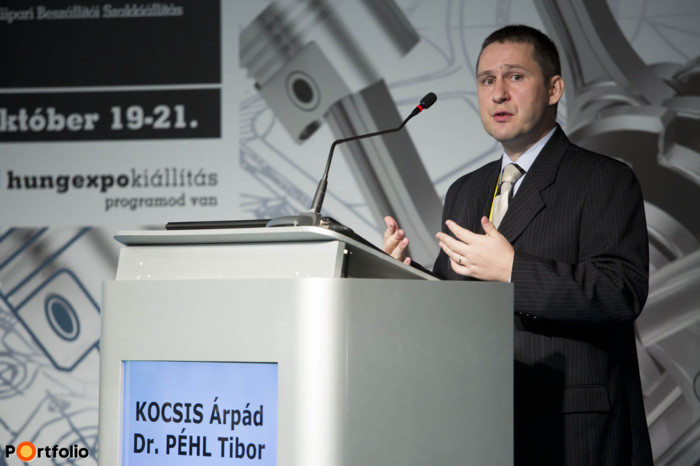 Árpád Kocsis (IT leader, Arconic-Köfém Kft., Rolling Mill-Cast House division): Arconic Manufacturing Operations Management Solutions