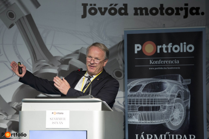 Zsolt Monszpart (Vice-president, National Research, Development and Innovation Office): Prospects of car industrial innovation
