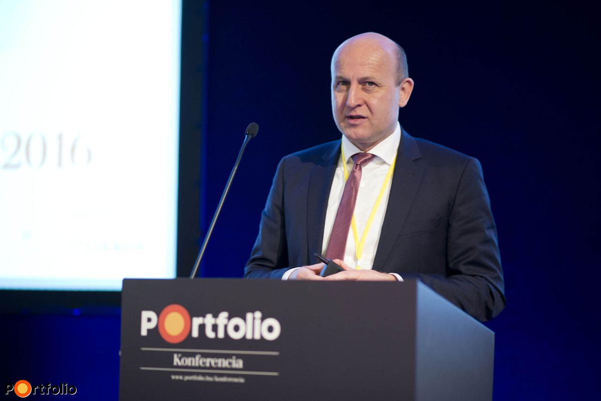 Harmati László (vezérigazgató-helyettes, Erste Bank): Attitűdök, téveszmék, játszmák és érzelmek a befektetési döntésekben
