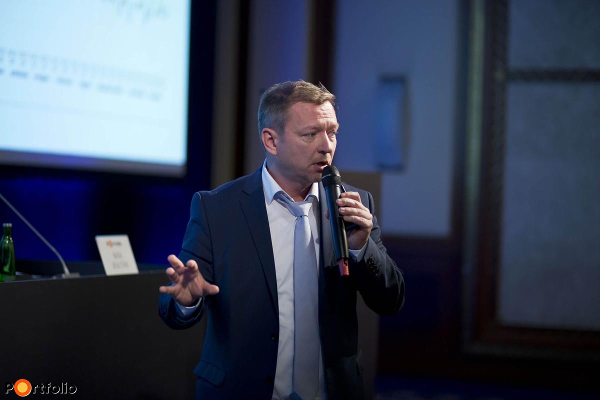 Varga Zalán (értékesítési igazgató, Erste Alapkezelő Zrt.): Attitűdök, téveszmék, játszmák és érzelmek a befektetési döntésekben