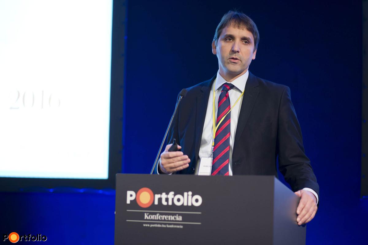 Barcza György (vezérigazgató, ÁKK): Milyen új lépéseket tervez az ÁKK a lakossági állampapírpiacon?