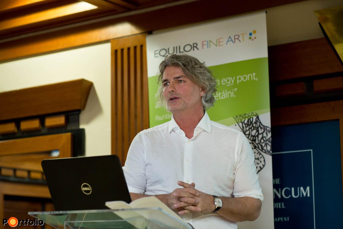 Einspach Gábor, elnök, Magyarországi Műkereskedők és Galeristák Szövetsége