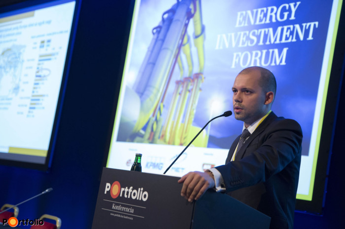 Gergely Szabó (CEO, MET Magyarország): The future role of LNG in the European and Hungarian gas supply
