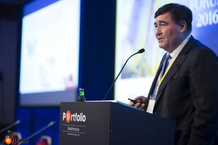 Sándor Fasimon (COO, MOL Hungary): MOL Strategy 2030