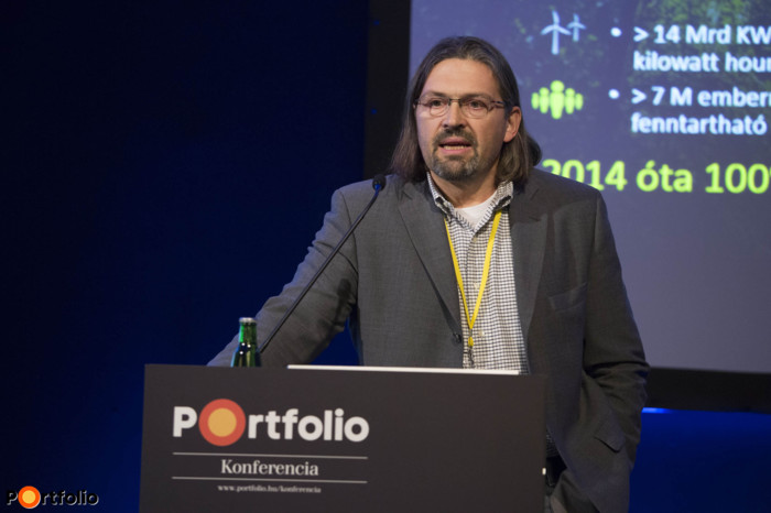 Tibor Bacsó (energy advisor, Microsoft Hungary): The role of IT of futures energy companies