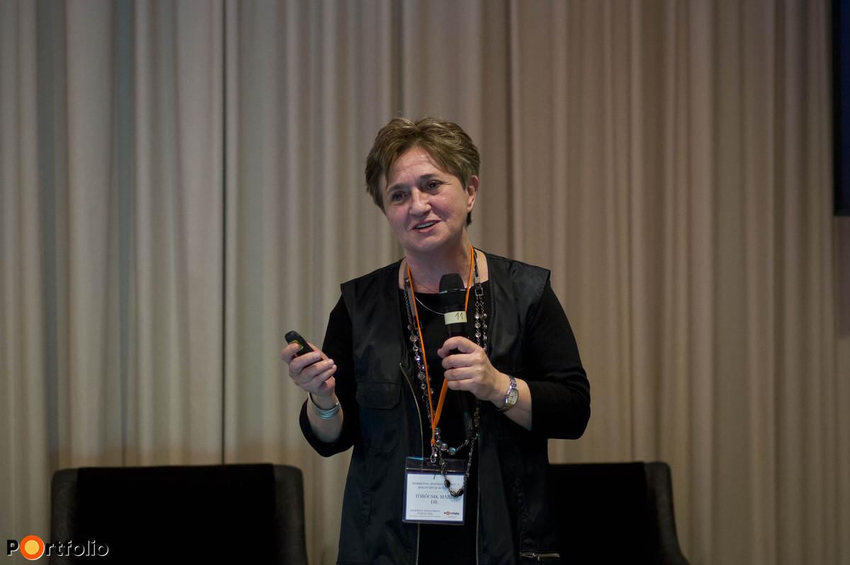 Dr. Törőcsik Mária (ügyvezető igazgató, Marketing Inspiráció Fogyasztói Magatartás Kutató Intézet Kft.): Fogyasztói magatartás a kiskereskedelemben