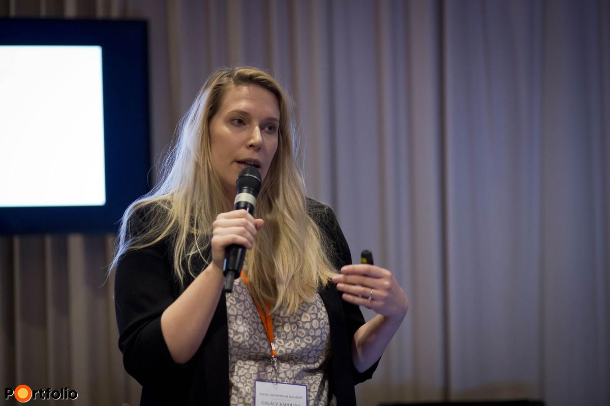 Galácz Karolina (kreatív igazgató helyettes, Young and Rubicam Budapest): Értékteremtés, hosszú távú kommunikációs stratégiák