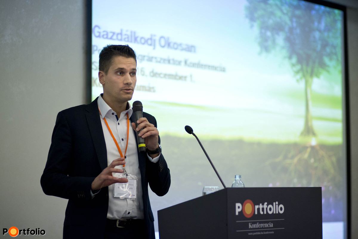 Tamás Kőszegi (Senior Business Development Manager, T-Systems Magyarország): Innovation in agriculture