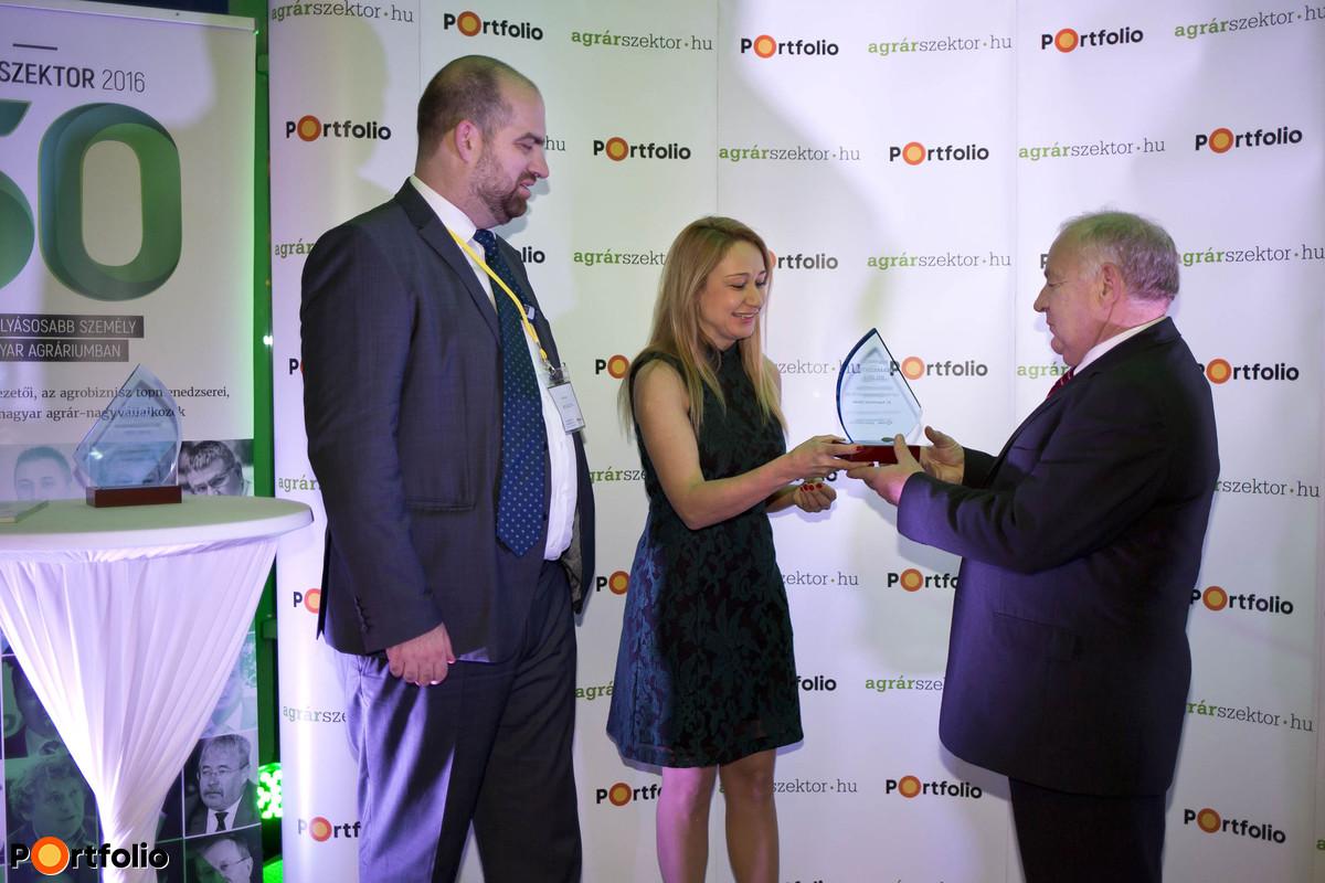 Portfolio Agrarian Sector Awards Ceremony - István Kapronczai (igazgató, AKI)