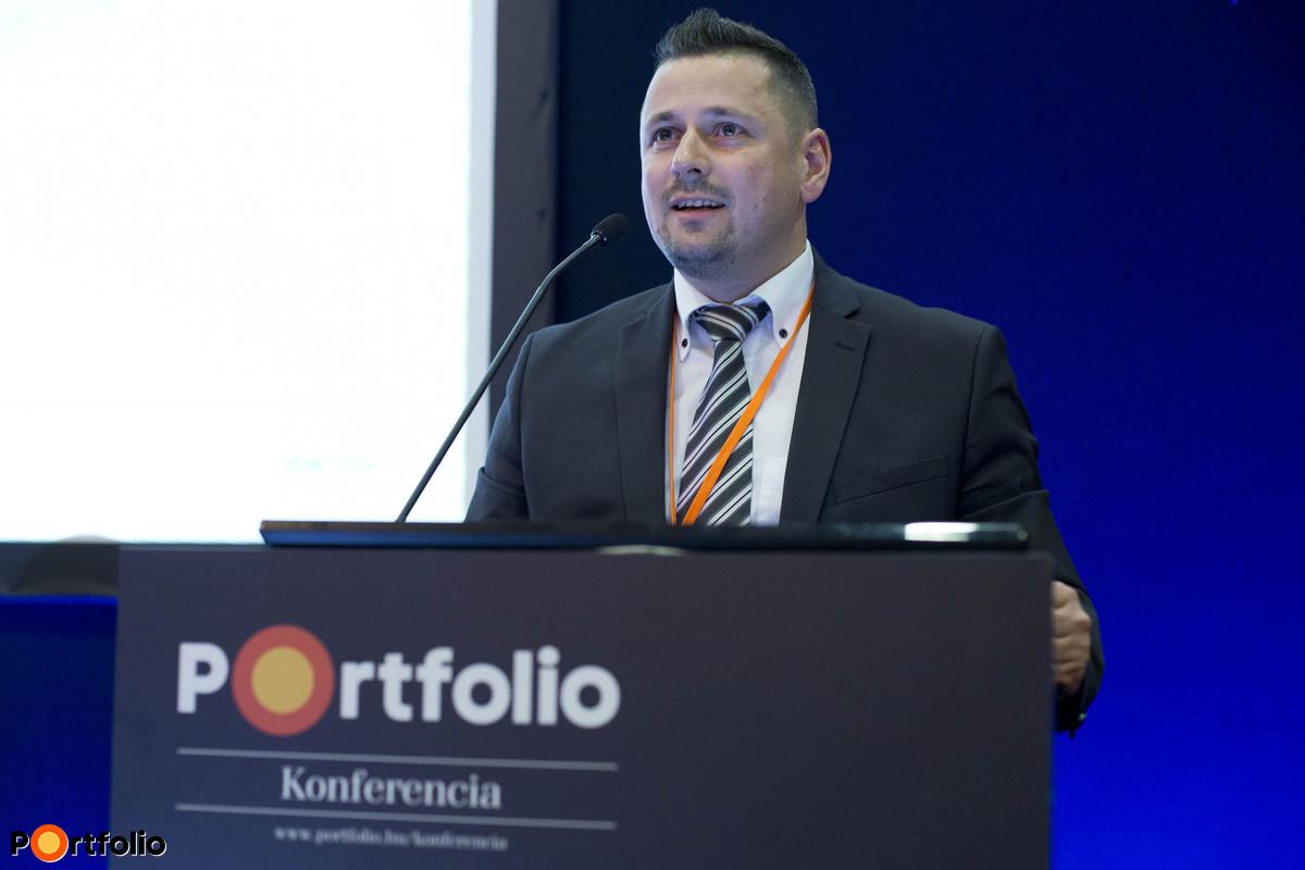 Hollósi Dávid (Agrár Kompetencia Központ vezető, Erste Bank Hungary Zrt.): Jelenünk és jövőnk a globális mezőgazdasági versenyben