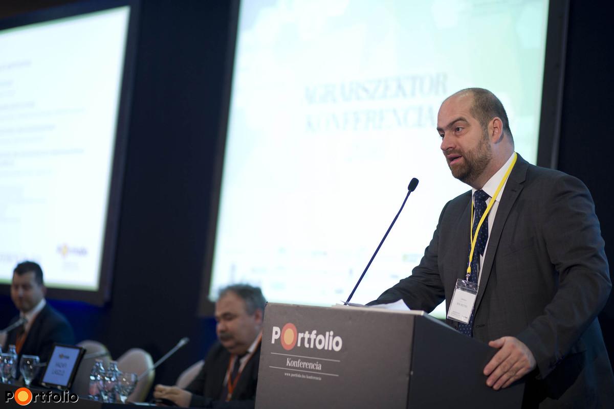 Opening ceremony - Zoltán Bán (CEO, Portfolio)