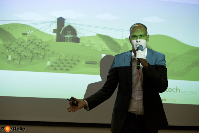 Balázs Horváth (Invitech Solutions): Okos mezőgazdaság. Egyszerűen. Hatékonyan.