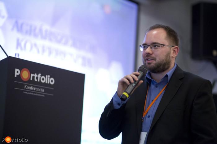 Mátyás Siska (kommunikációs vezető, Everda Kft.)