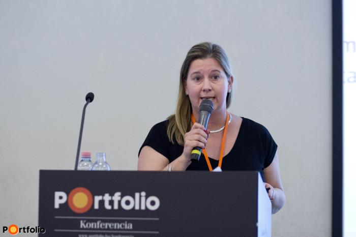 Marianna Nagy (ügyvezető igazgató, Max Savaria Kft.): Innovációs megoldások a takarmány,- és élelmiszerbiztonságban