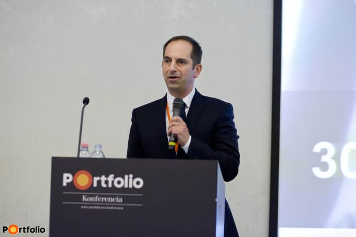 András Sándorfy (marketing vezető, Dow AgroSciences Hungary Kft.): A tízmilliárd dolláros kérdés: hogyan jelenjen meg a startup-gondolkodás az agrárinnovációban
