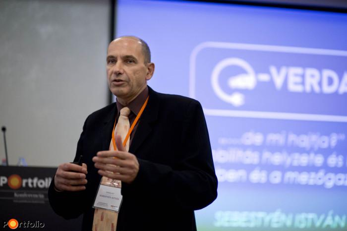 """István Sebestyén (Secretary General, Co-Founder, Magyar Villanyautó Klub): """"...de mi hajtja?"""" - Az elektromobilitás helyzete és közeljövője a közlekedésben és a mezőgazdaságban"""