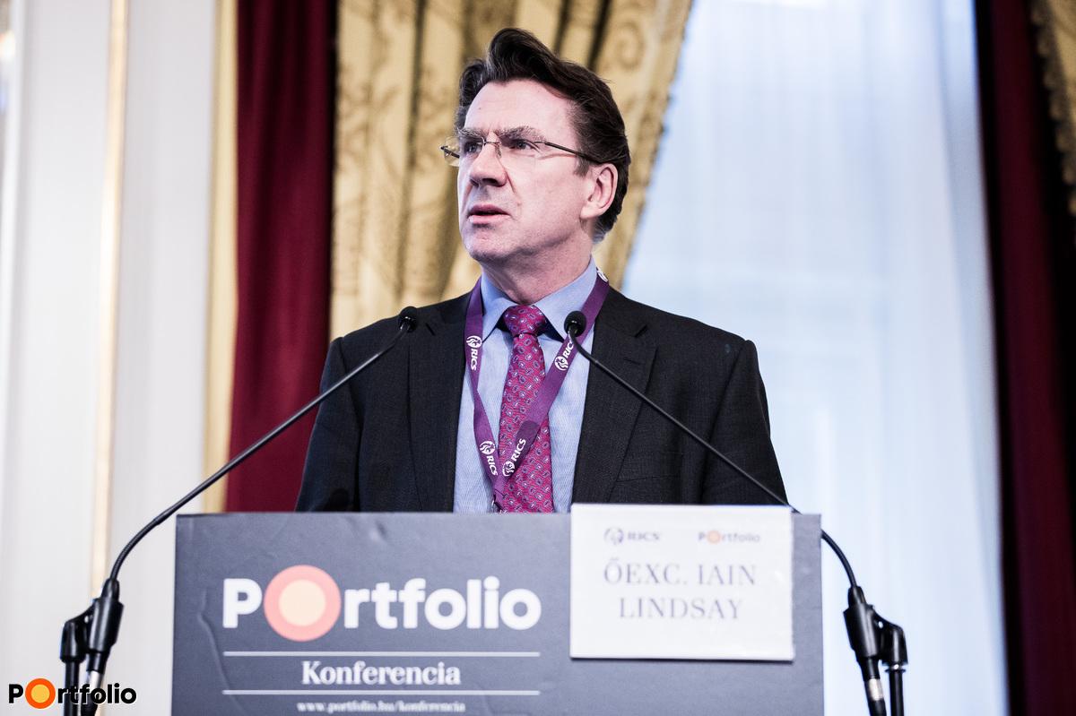 HE Iain Lindsay OBE (az Egyesült Királyság magyarországi nagykövete): Körvonalazódik a Brexit: az Egyesült Királyság álláspontja, várható reálgazdasági és ingatlanpiaci hatások
